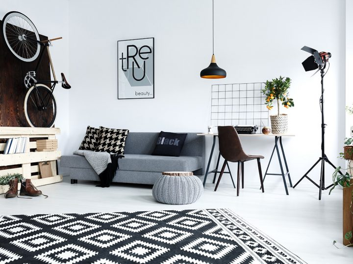 Go Black with your Interior Design