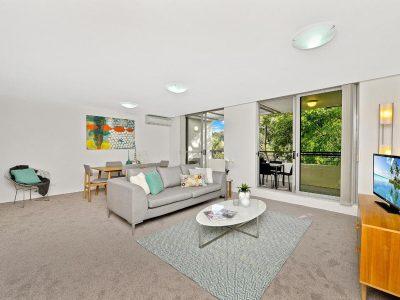 Property Styling Sydney Newingtown living room